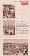 ALGERIE - Carte Lettre Affranchie N° 1 - Alger ( RARE ) - Non Classés