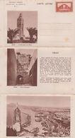 ALGERIE - Carte Lettre Affranchie N° 2 - Oran ( RARE ) - Non Classés