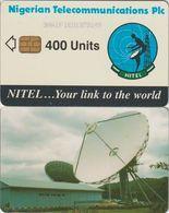 315a/ Nigeria; Satellite, PLC, 400 Ut., 3NAIFIE - Nigeria