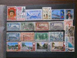 GIBRALTAR - Briefmarken