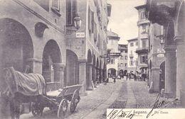1617/  Lugano, Via Nassa - TI Tessin