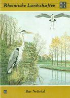 """Lobberich Breyell Leuth Hinsbeck 1979 """" Das Nettetal """" Heimatbuch Rheinische Landschaften - Verein Für Landschaftsschutz - Natura"""