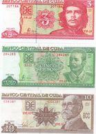 LOTTO CUBA UNC - Monedas & Billetes