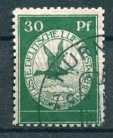 Deutsches Reich Flugpost - Michel III Gest. - Airmail