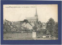 45 OUZOUER-SUR-TREZEE / La Vue Générale Et L'Abreuvoir. - Ouzouer Sur Loire
