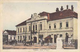 Vranov , Hotel Praha , 1932 - Slowakije