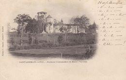 Loire - Saint-germain-laval - Ancienne Commanderie De Malte à Verrières - Saint Germain Laval