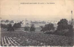 78 - FONTENAY LE FLEURY : Vue Générale - CPA - Yvelines - Other Municipalities