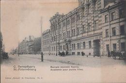 ST Pétersbourg Académie Pour Jeunes Filles - Russland