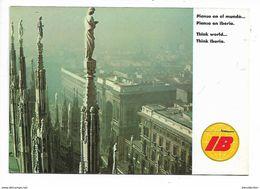 Iberia - Non Viaggiata - Publicité