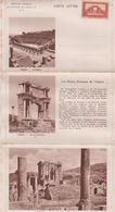 ALGERIE - Carte Lettre Affranchie N° 6 - Timgad - Djémila -  ( RARE ) - Non Classés