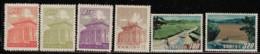 TAIWAN 1959...1964 SCOTT MINT 1218,1218A,1219,1270,1409,1410 - 1945-... République De Chine
