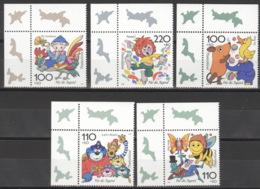 BRD 1990/94 Eckrand ** Postfrisch - [7] Repubblica Federale
