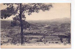 $ M - RARE $ 84 - VAISON LA ROMAINE La Vallée De L'Ouvèze LE CRESTET écrite Timbrée - Vaison La Romaine