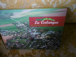 Patrick LEBOURGEOIS : La CERLANGUE , Sur Les Falaises De L'Estuaire , 2012 - Normandie