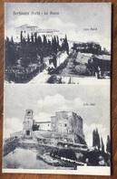 BERTINORO - LA ROCCA LATO NORD E LATO SUD - VIAGGIATA 1909 - Forlì
