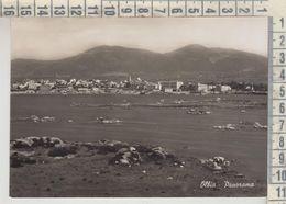 OLBIA PANORAMA VG   1954 - Olbia