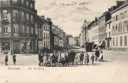 BELGIQUE - LIEGE - VERVIERS - Rue Des Raines. - Verviers