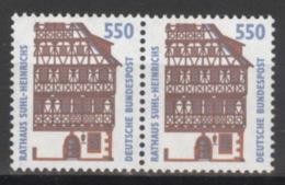 BRD 1746 Waagerechtes Paar ** Postfrisch - [7] Repubblica Federale