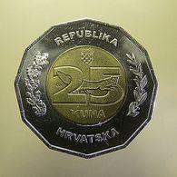 Croatia 25 Kuna 2020 - Croatie