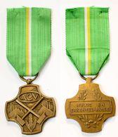 Médaille Syndicat ACV_version Bronze_1.31 - Professionnels / De Société