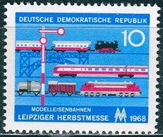 DDR - Mi 1399 - ** Postfrisch (F) - 10Pf  Leipziger Herbstmesse 68 - Nuovi