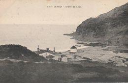 Jersey - Greve De Lecq  -  Scan Recto-verso - Jersey