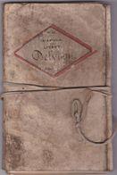 Armée Belge  Livret Militaire - Vieux Papiers