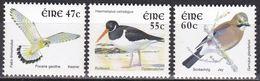Tr_ Irland Ireland Eire 2002 - Mi.Nr. 1444 - 1446 - Postfrisch MNH - Tiere Animals Vögel Birds - Ohne Zuordnung