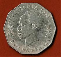 TANZANIE / 5 SCHILINGI TANO / 1973 - Tanzanie