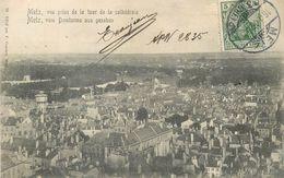 57 - METZ - Vue Prise De La Tour De La Cathedrale - Metz