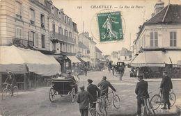 PIE-20-FD-1086 : CHANTILLY. RUE DE PARIS - Chantilly