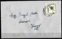 719 -  ALBANIA - 1918 - KORCHA ISSUE - COVER - TO CHECK - Collezioni (senza Album)