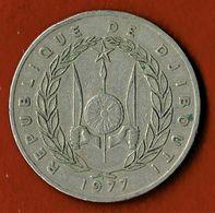 REPUBLIQUE DE DJIBOUTI / 100 FRANCS / 1977 - Dschibuti