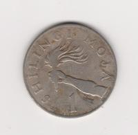 1 SHILLING 1966 JULIUS NYERERE - Tansania