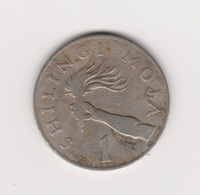 1 SHILLING 1966 JULIUS NYERERE - Tanzanie