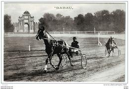 FAENZA Ravenna CORSE TROTTO 1911 CAMPIONATO EUROPEO BABAU - Faenza
