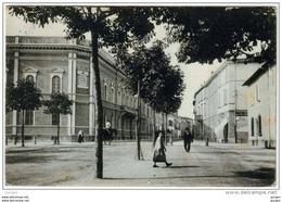 FAENZA Ravenna CORSO BACCARINI ANIMAZIONE VG 1918 ROMAGNA - Faenza