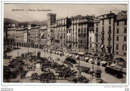 GENOVA PIAZZA CARICAMENTO ANIMATISSIMA - Genova (Genoa)