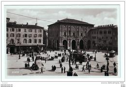 PARMA PIAZZA GARIBALDI ANIMATISSIMA TRAM FOTOGRAFICA - Parma