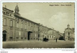 REGGIO EMILIA CORSO GARIBALDI ANIMATA - Reggio Nell'Emilia