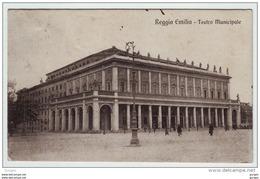 REGGIO EMILIA TEATRO MUNICIPALE - Reggio Nell'Emilia