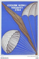 ROMA Associazione Nazionale PARACADUTISTI D´ITALIA 1963 5° RADUNO - Paracaidismo