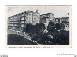 ROMA Collegio Internazionale Di S. Antonio 75 Cent. Bimillenario Augusto - Education, Schools And Universities