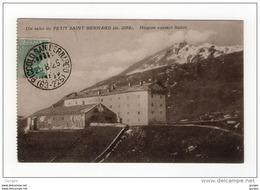 Valle D'Aosta Ospizio Piccolo San Bernardo Vg 1925 Annullo Frazionario 63 - 225 - Other Cities