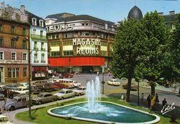 CP 54 Meurthe Et Moselle Nancy Place Saint Jean André Maginot Magasins Réunis - Nancy