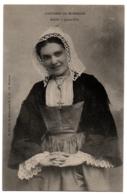 CPA 56 - BAUD (Morbihan) - 215. Jeune Fille (Costumes GID) - Baud