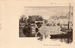 BLAYE - Place De La Citadelle - Blaye