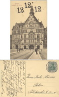 Dresden Sw-AK Georgentor 12.12.12. Gelaufen - Dresden