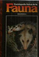 ENCICLOPEDIA SALVAT De La  FAUNA SUD AMERICA ,tapa Dura, Buen Estado General, Edicion 1990, 110 Paginas. - Autres